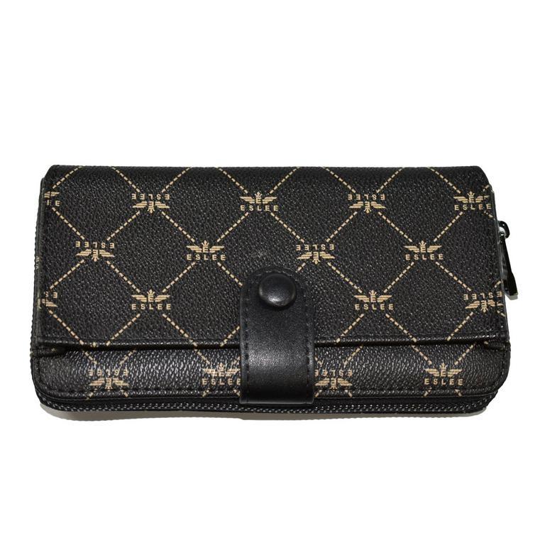 Dámska čierna peňaženka KAMIS eb088c9864b