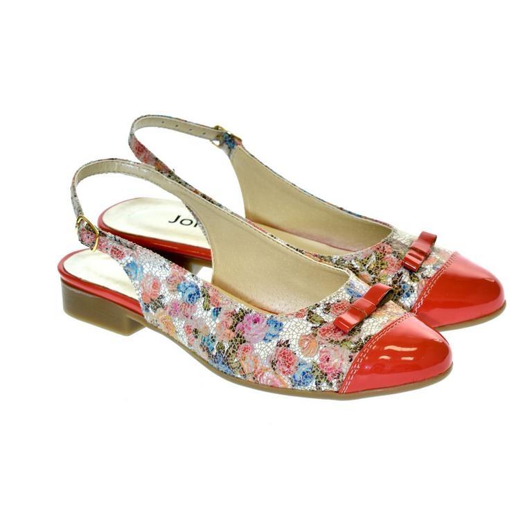 e8115518b7e2 Dámske korálové sandále EVELINE