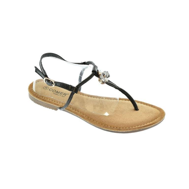 e9ff7fef5e00 Dámske čierne sandále RITUS