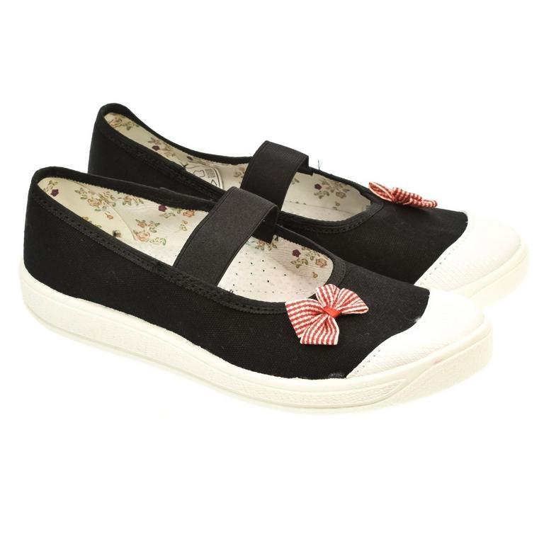 d260fb336da3 Detské čierne topánky RIA