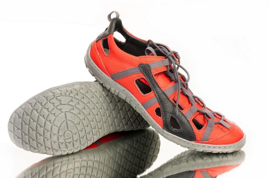 27bf968371450 Pánske červené topánky VINCEN | Johnc.sk