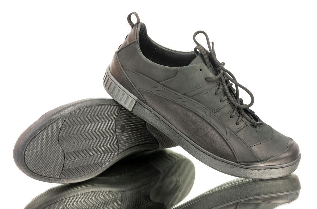 34a20948e51d Pánske čierne topánky ELIAS
