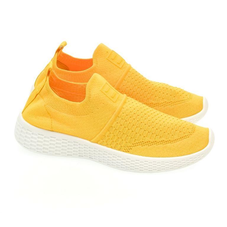 9ebbf1e171 Dámske žlté tenisky REAS