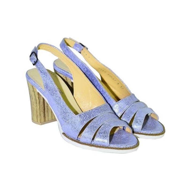 Dámske letné fialové sandále ARRIA  f9e85b033c3