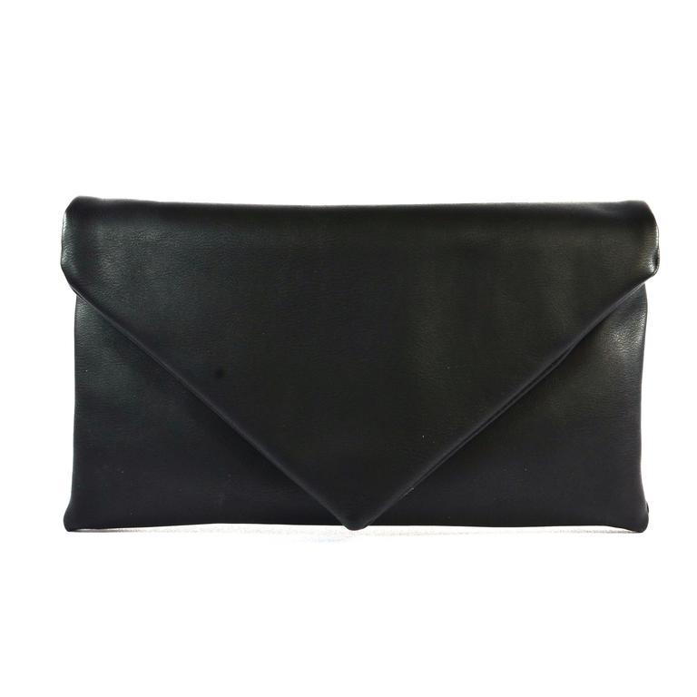 d2885e9117 Dámska listová čierna kabelka LETTY