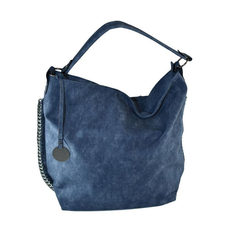 bf32b525b7 Dámska modrá kabelka GARLA