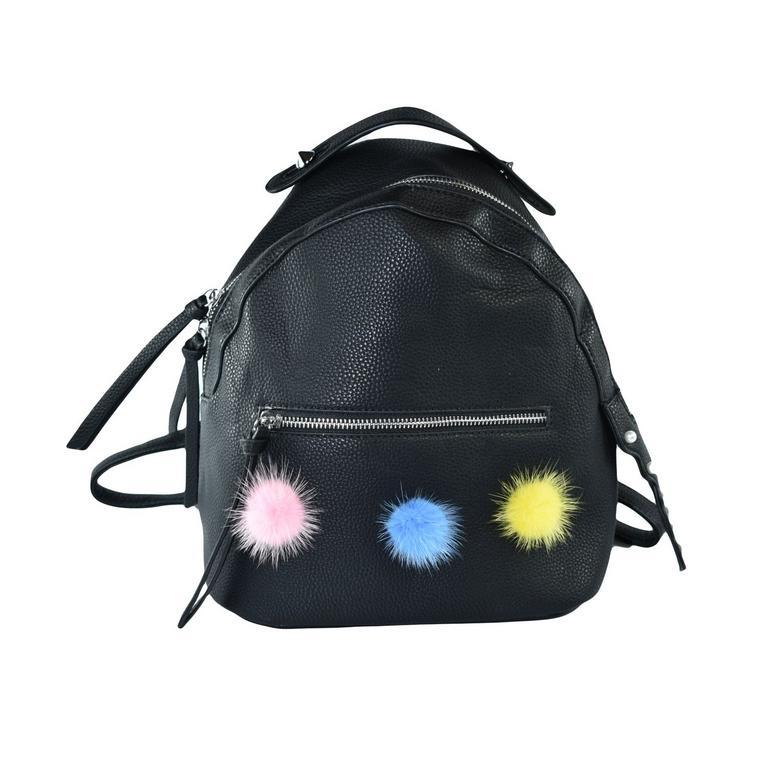 Dámsky čierny ruksak JUILLE 99674e54ae