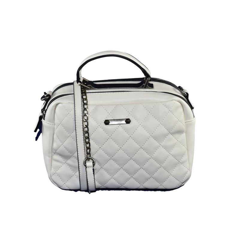 Dámska béžová kabelka DREIS 7ae6dd88126