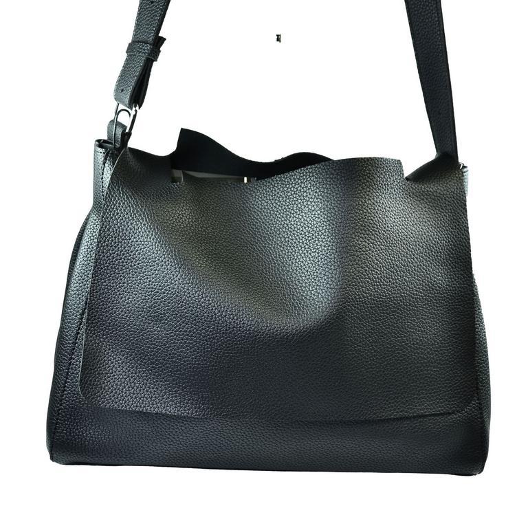Dámska čierna kabelka SISTA e026781bf93