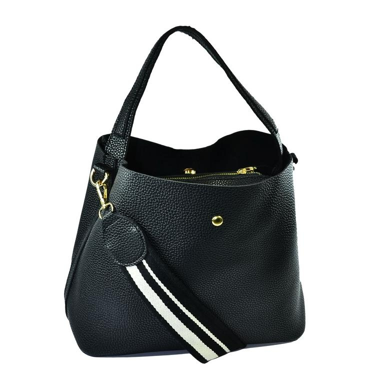 Dámska čierna kabelka BEGLE ae300f36b60