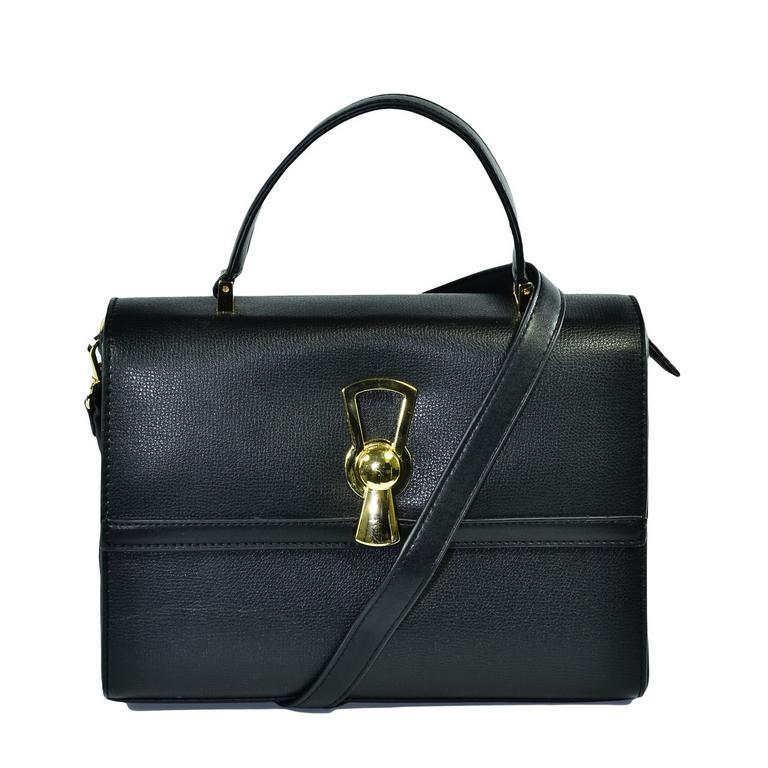 Dámska čierna kabelka EMITT 6c2d3a46e24
