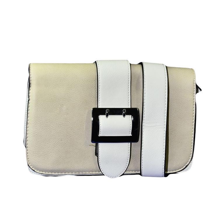 Dámska béžová kabelka CEDIO 98888f73f62