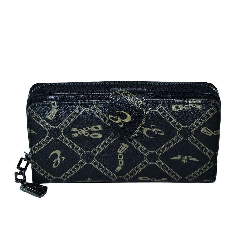 Dámska čierna peňaženka ZUSA 26a8da1f2df