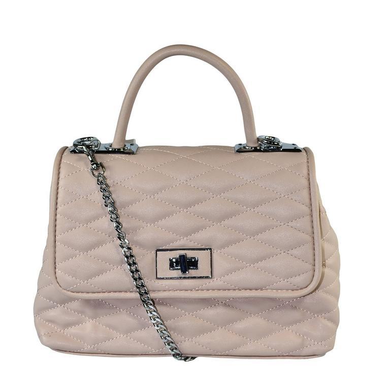 Dámska ružová kabelka EIZI 49e696087cb
