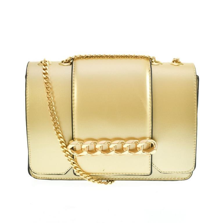83a2447ed7 Dámska zlatá kabelka LOSIDA