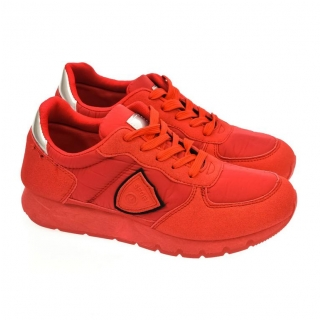 abddb7e46207 Dámske červené tenisky SARIO