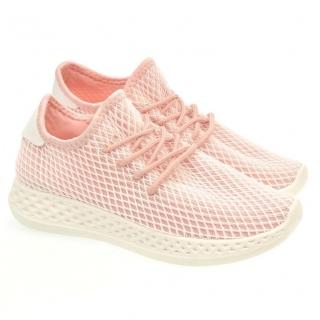57a329c0e0 Dámske ružové tenisky ELLENA - 1