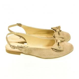 fd23d8d113d4 Dámske béžové sandále SIARA