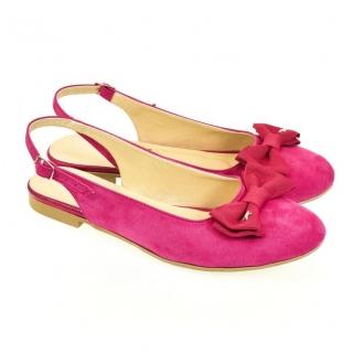 2ddc62bdc75d Dámske ružové sandále SIARA