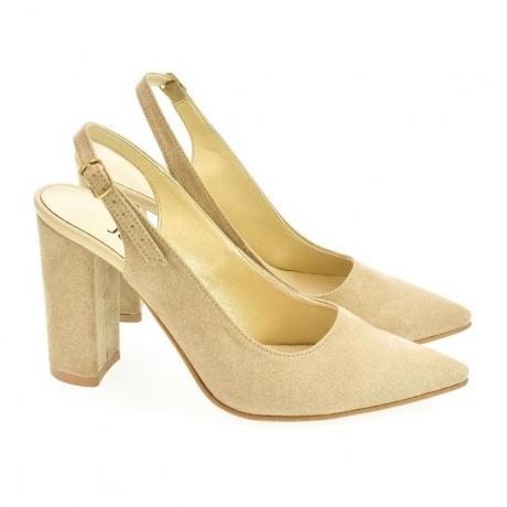 e5da2d00a7 Dámske béžové sandále ELISSA - 1