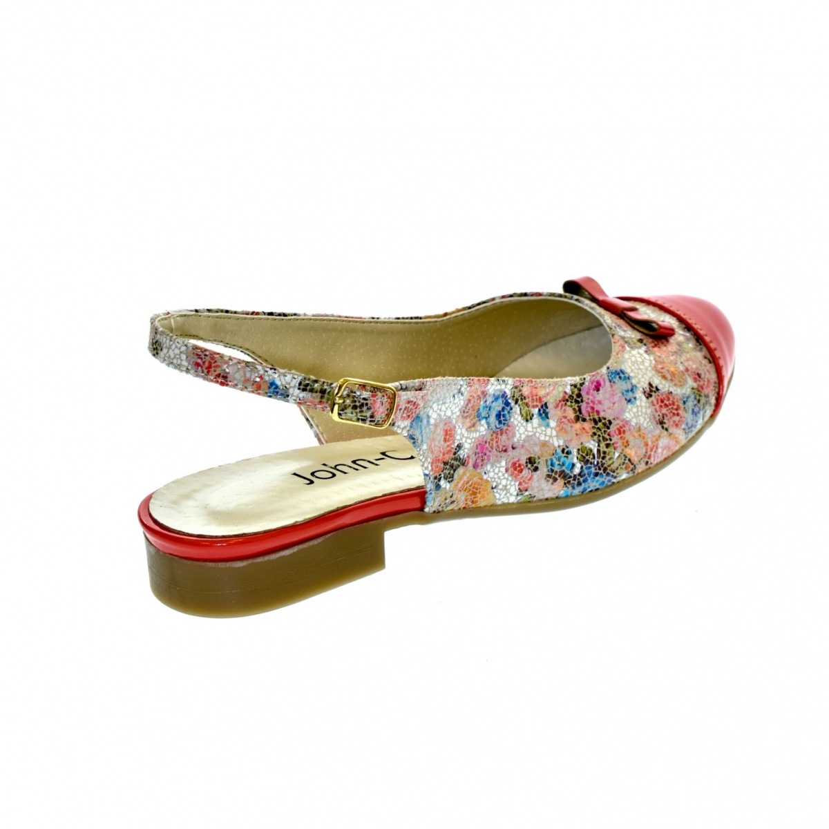 89b6e38a63c0 Dámske korálové sandále EVELINE - 3