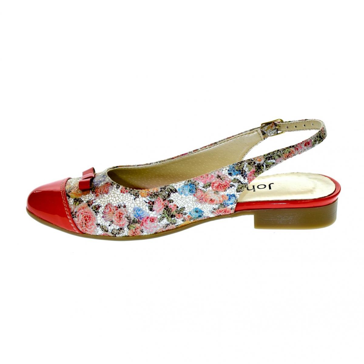c9acd64f2651 Dámske korálové sandále EVELINE - 5