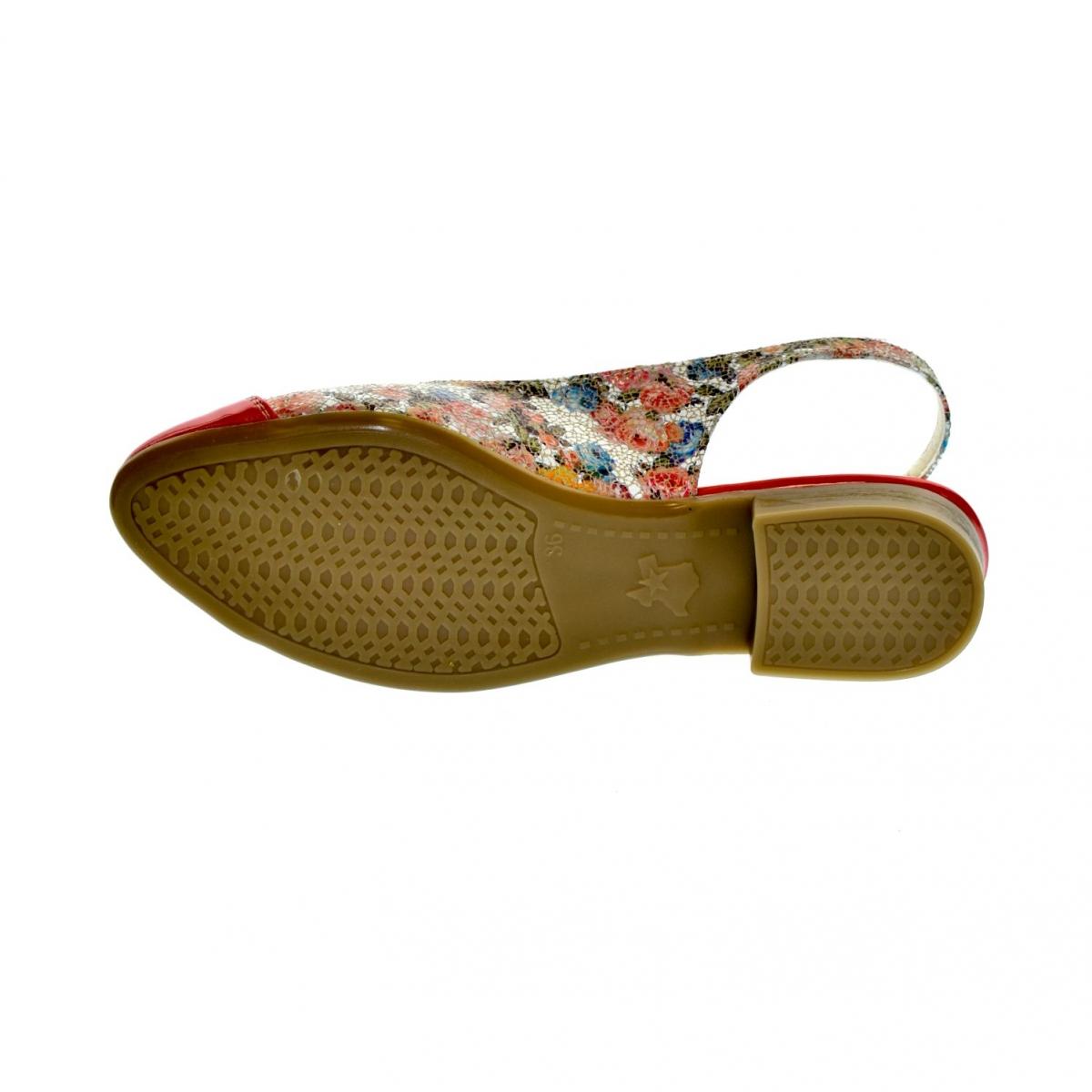 3335ec1ea1a6 Dámske korálové sandále EVELINE - 6