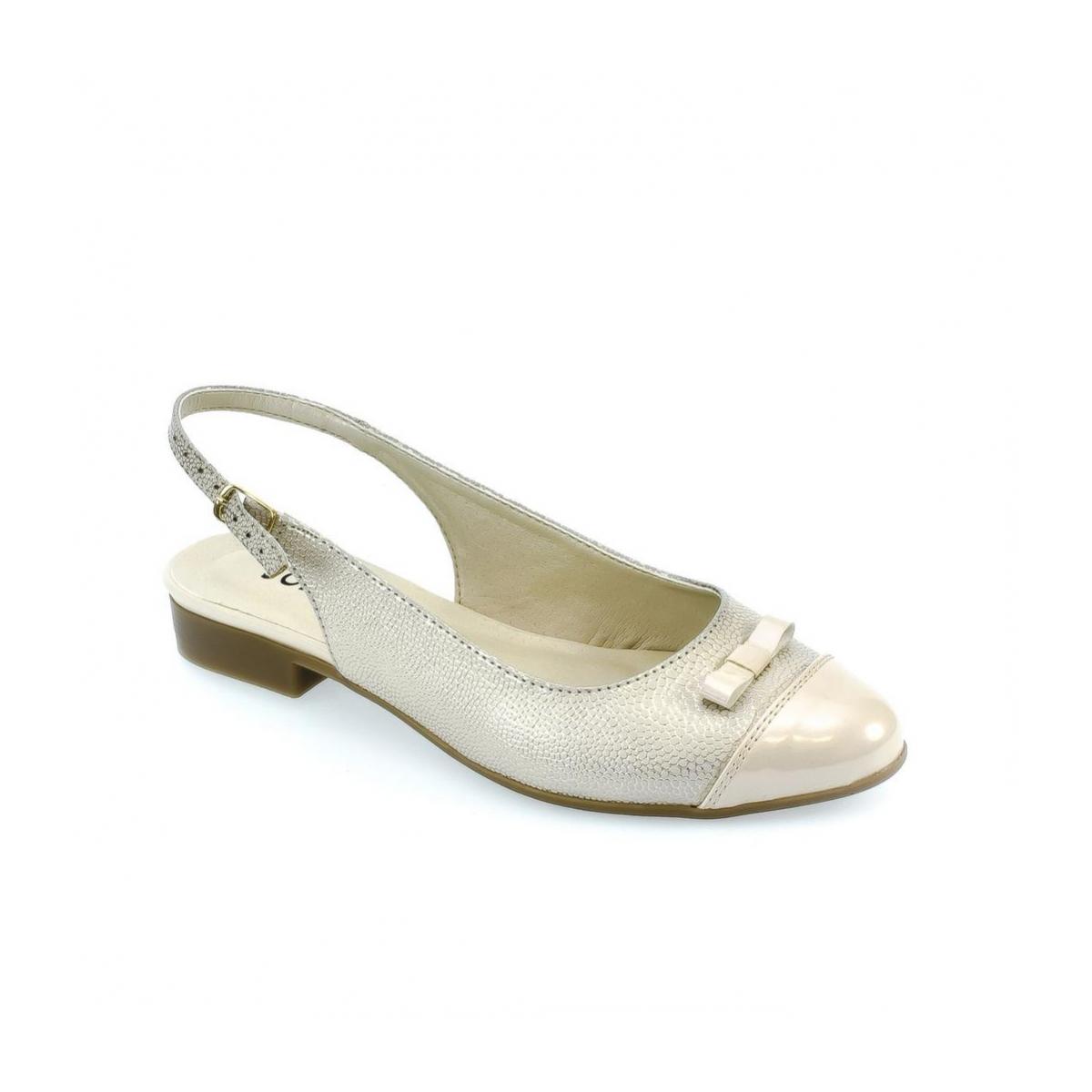 c62c3f1e5400 Dámske zlaté sandále EVELIN - 2