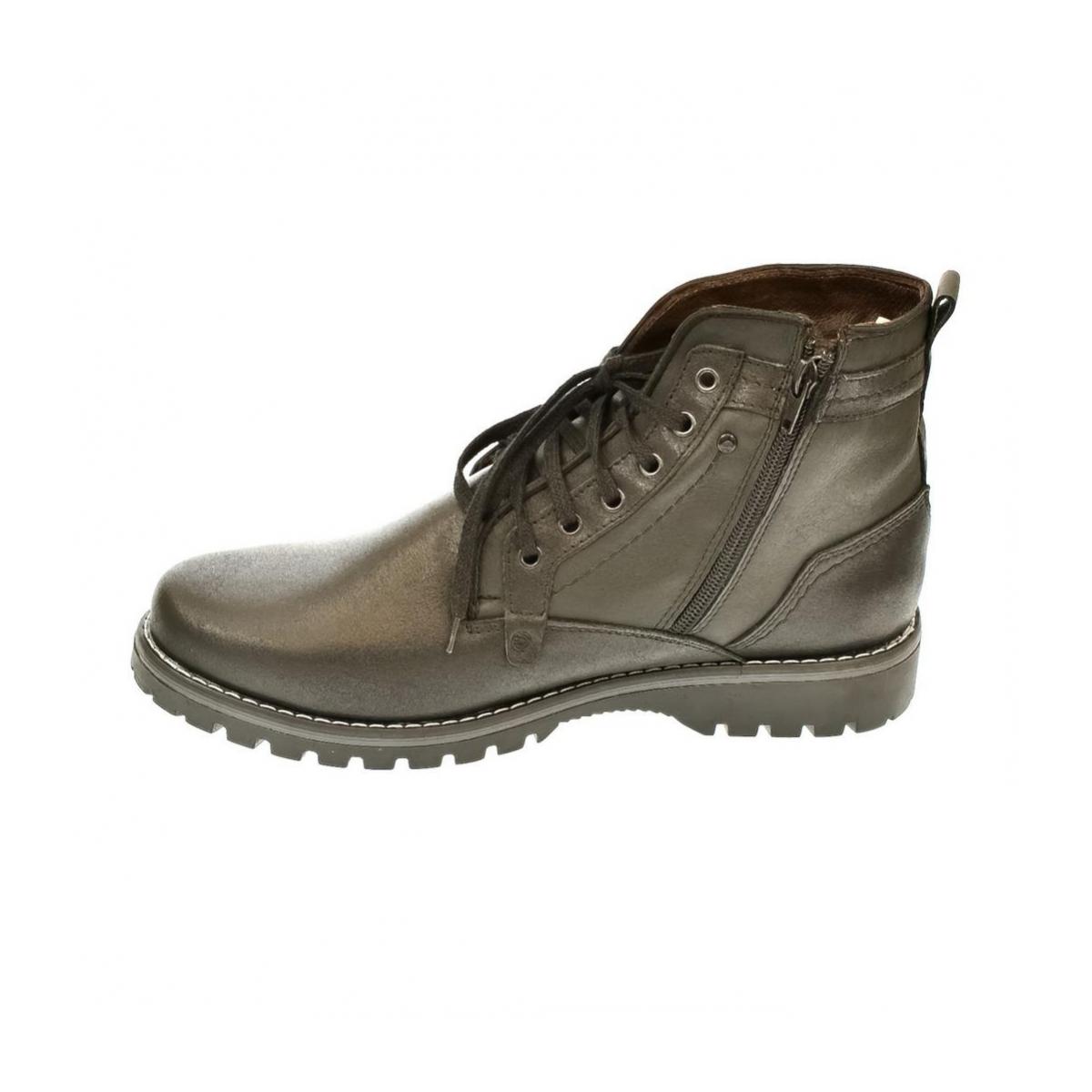 fdd32530e5bd Pánske čierne kožené topánky TIM - 5