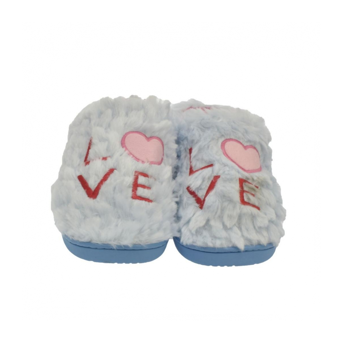 b90e23d9c205 Dámske modré papuče LENKA - 3
