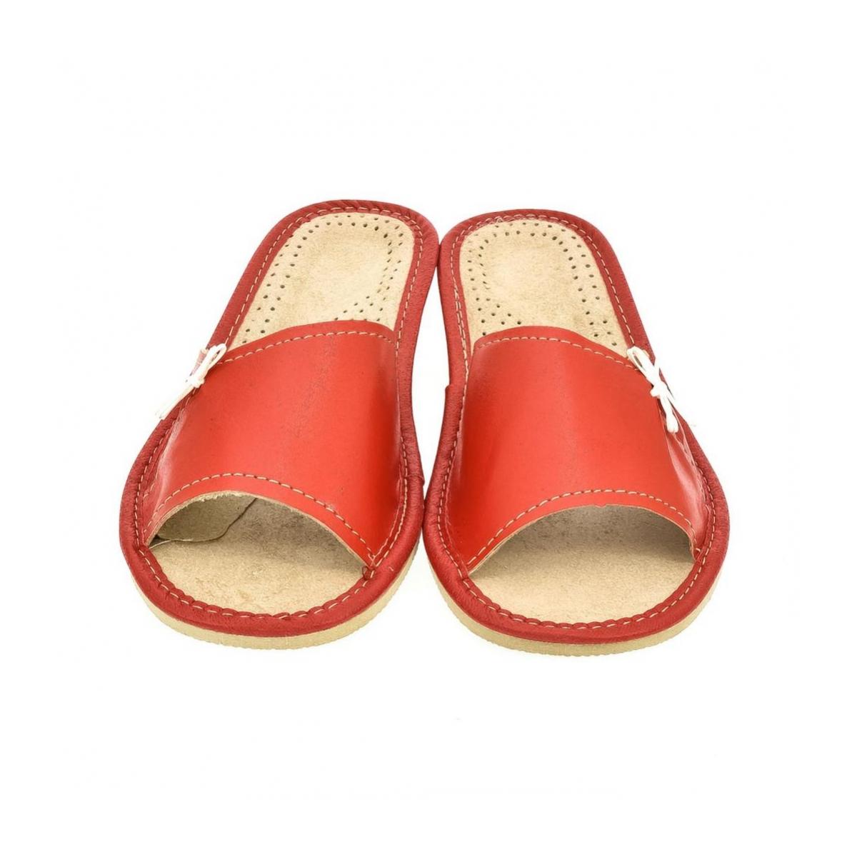 831359831052 Dámske červené papuče Zita - 2