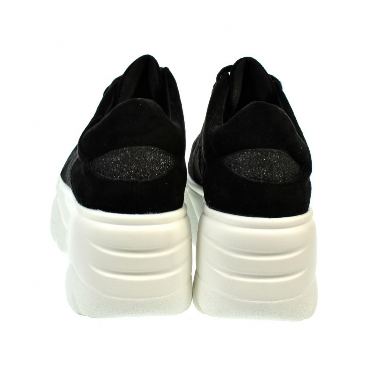 Dámske čierne tenisky TRIBI - 3 e635c760e54