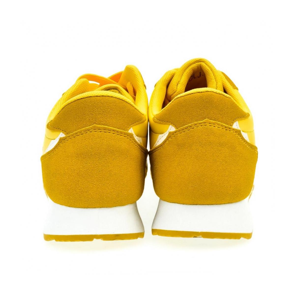 4be8b3c181ff1 Dámske žlté tenisky MARI - 3