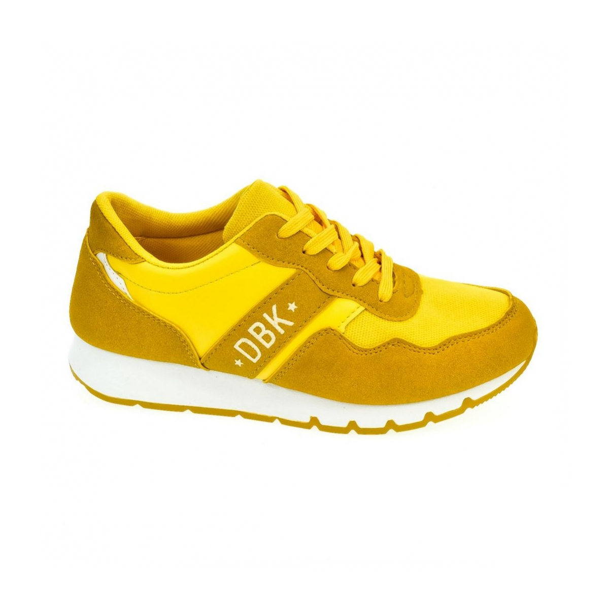 3d7fb8f67cbee Dámske žlté tenisky MARI - 4