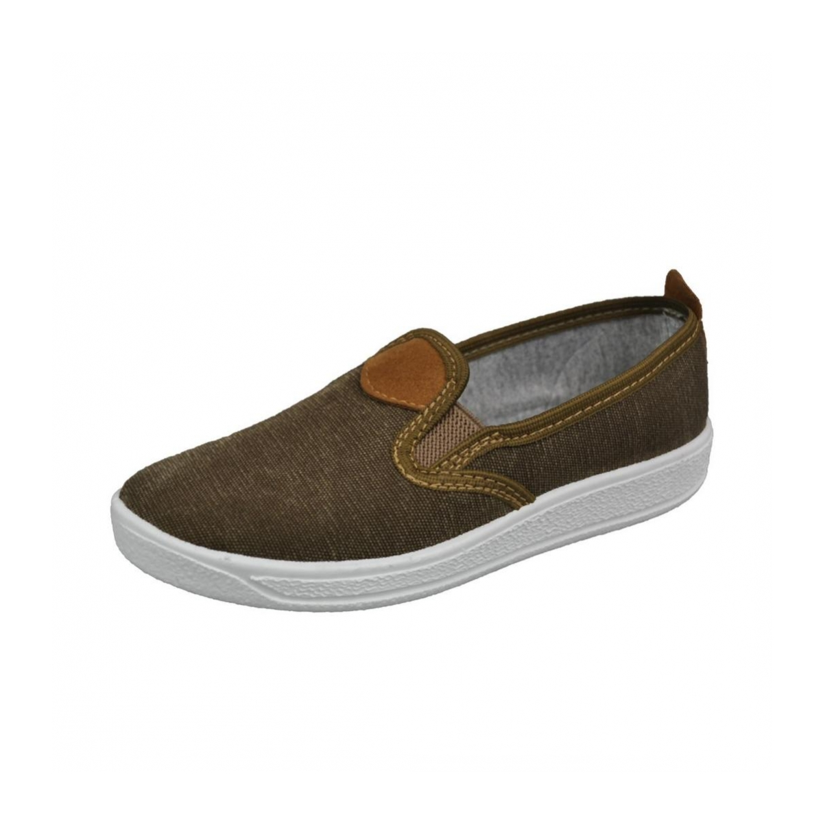 a1c033276 Detské hnedé topánky RÓBERT   Johnc.sk