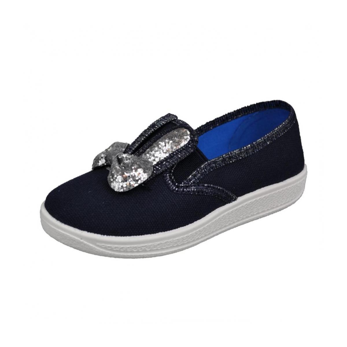 cc89a7eb7feed Detské tmavomodré topánky BUNII | Johnc.sk