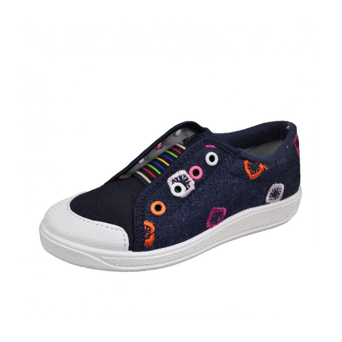 d279ccc244644 Detské tmavomodré topánky MANO | Johnc.sk
