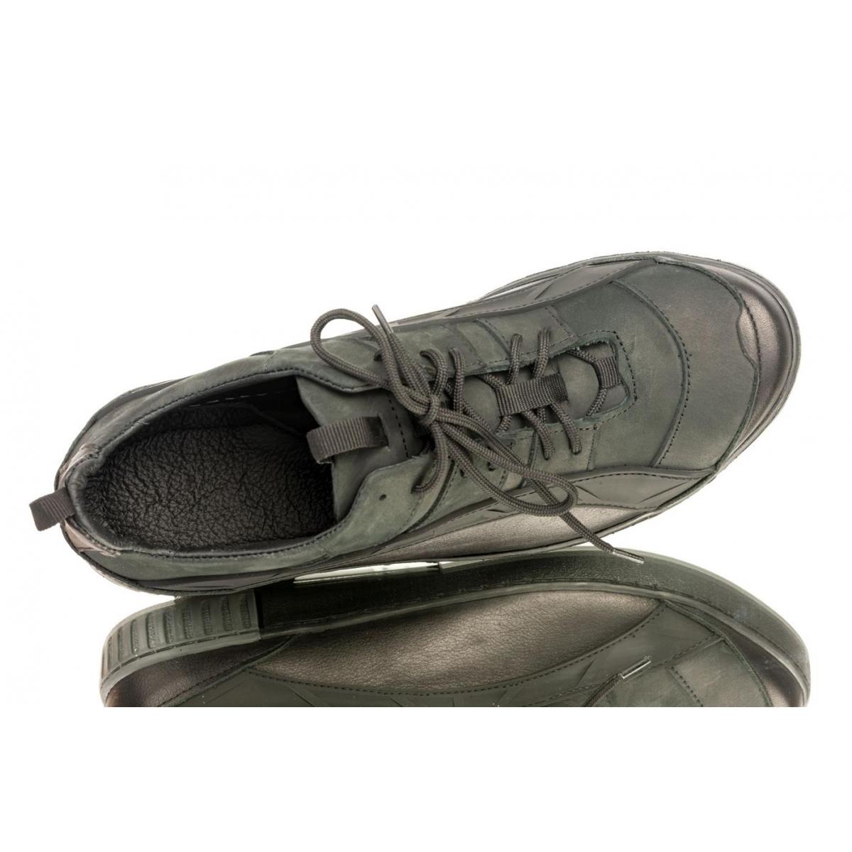 1df01a357711 Pánske čierne topánky ELIAS - 4