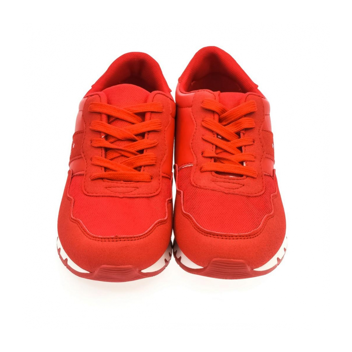 69ae6d5b9e Dámske červené tenisky MARI - 2