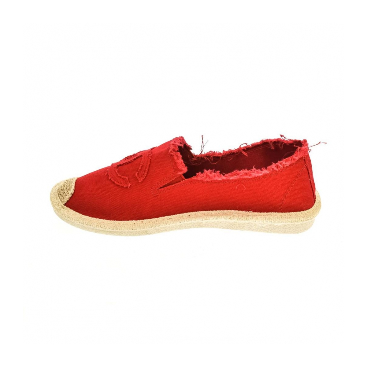 dc0d0a31a0 Dámske červené poltopánky CHANEL - 6