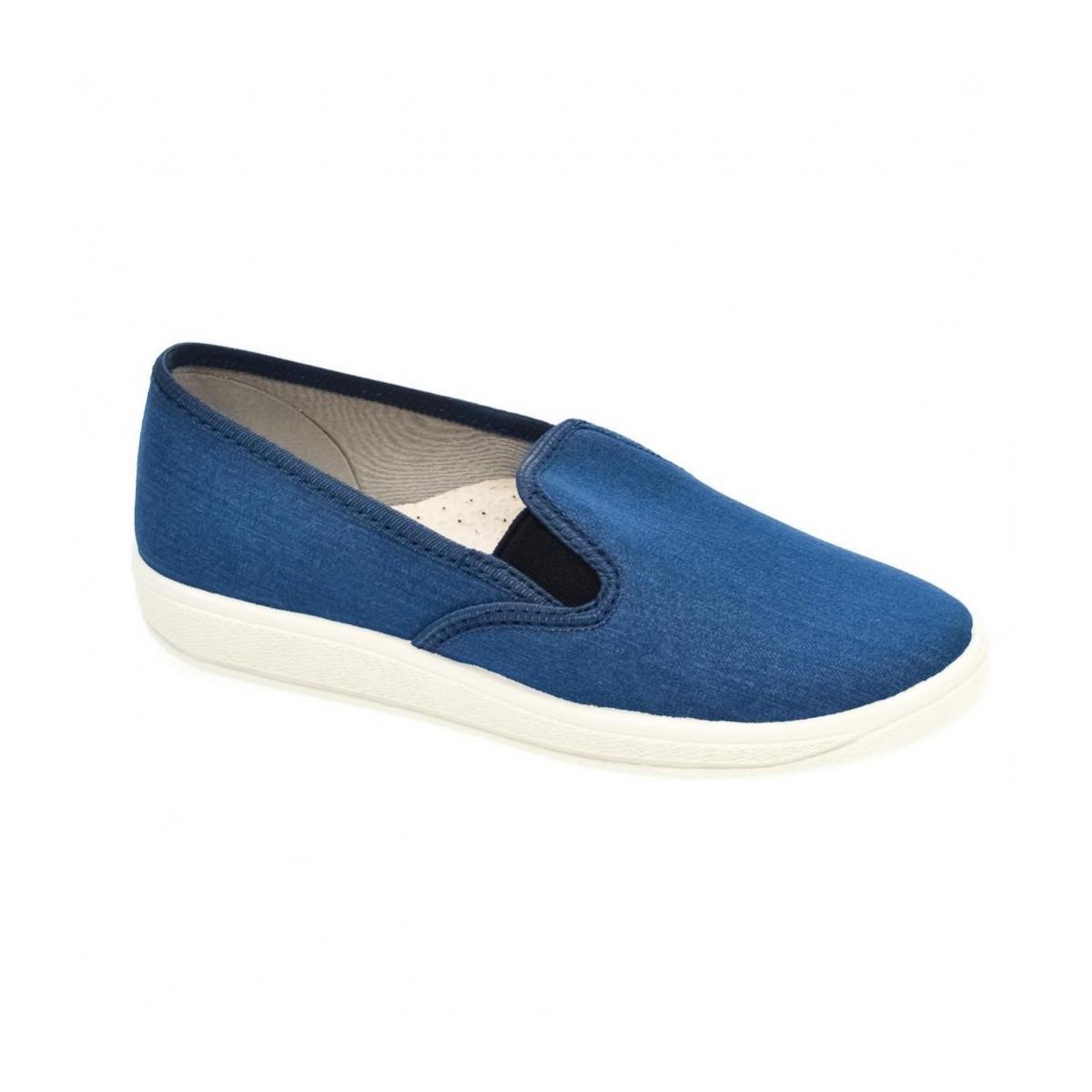 c1321172c043b Detské modré topánky ANDY | Johnc.sk