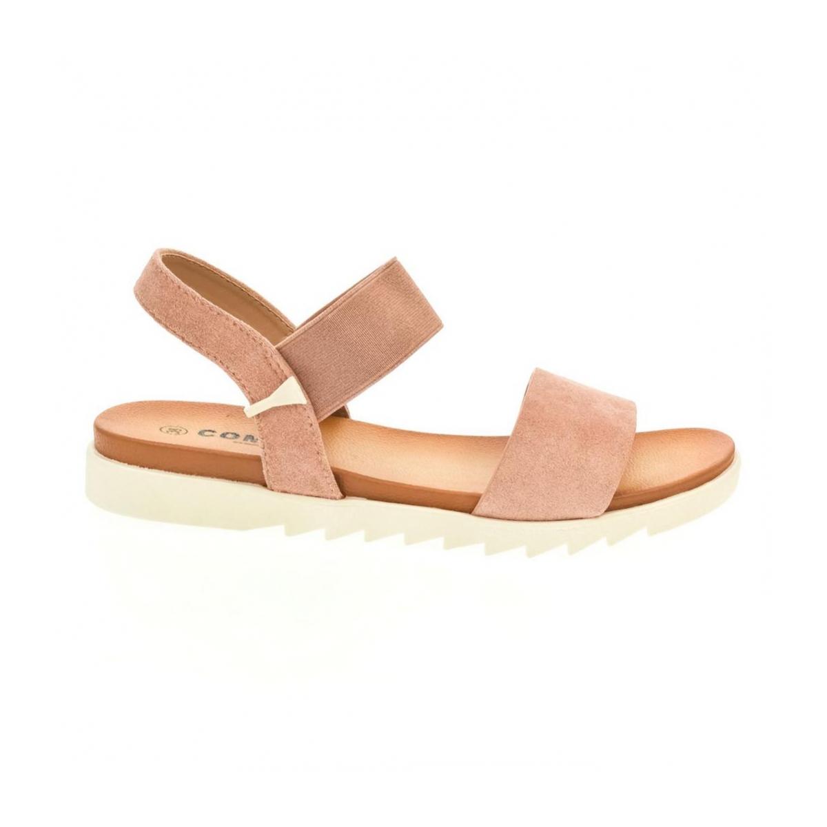 f90b489aa Dámske ružové sandále RELI   Johnc.sk