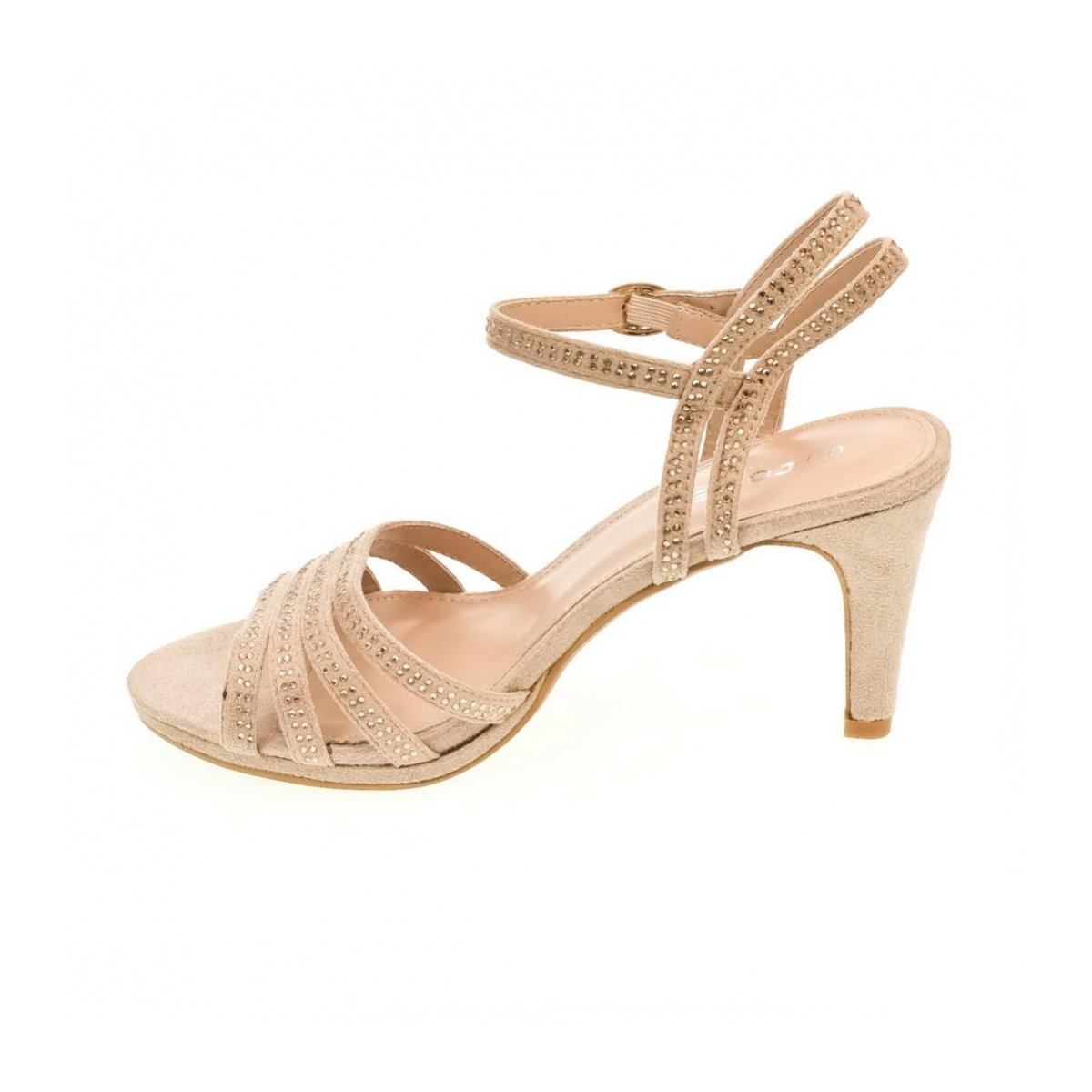 2b162a92f Dámske ružové sandále LIMA   Johnc.sk