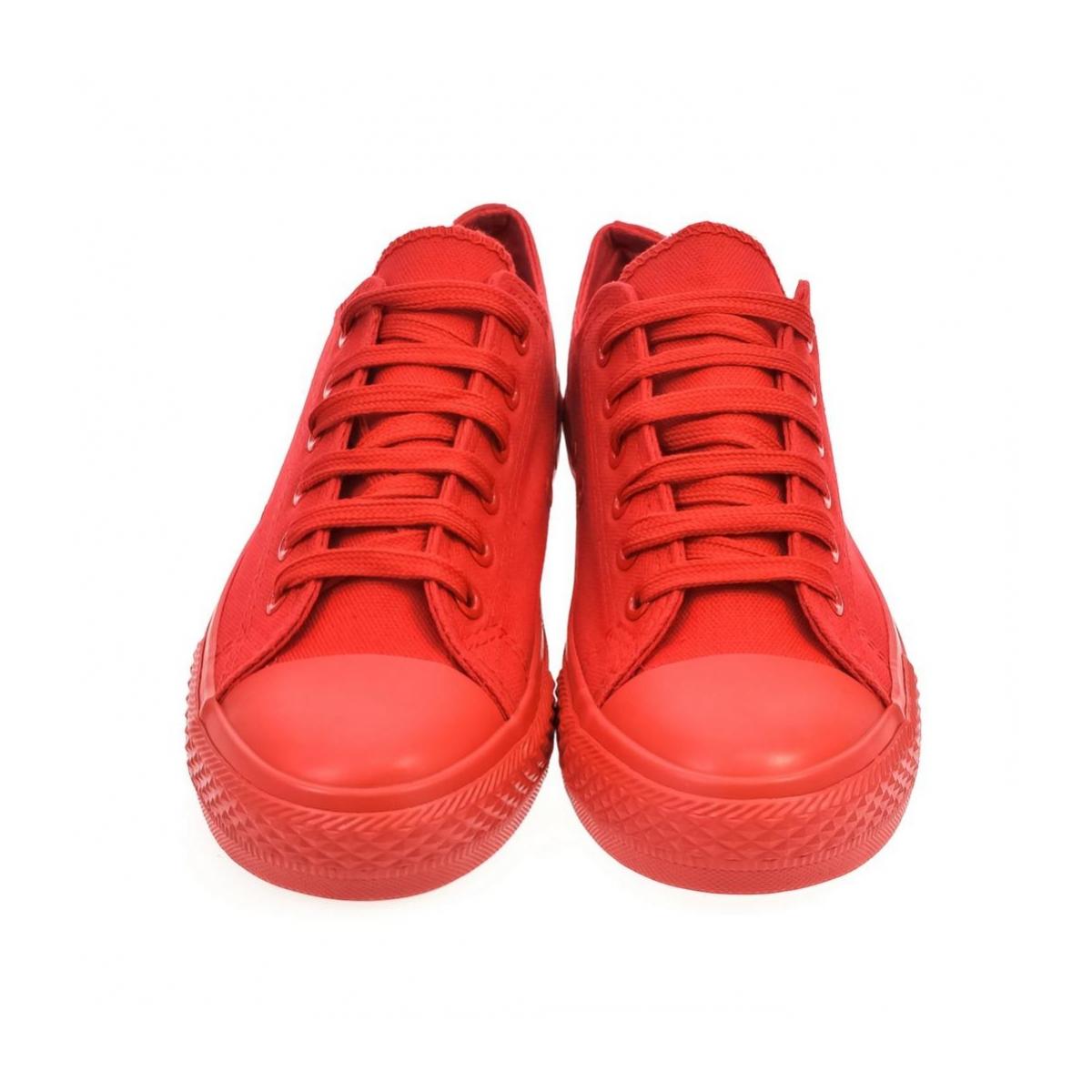 4ad50a2375 Dámske červené tenisky REINA - 2