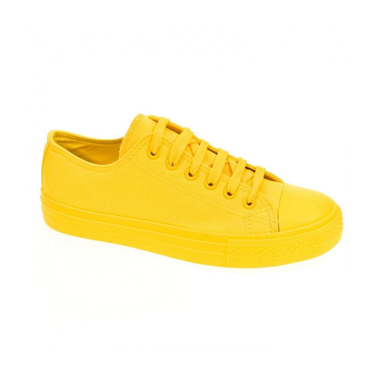 bcbebee4d1cd7 Dámske žlté tenisky REINA | Johnc.sk
