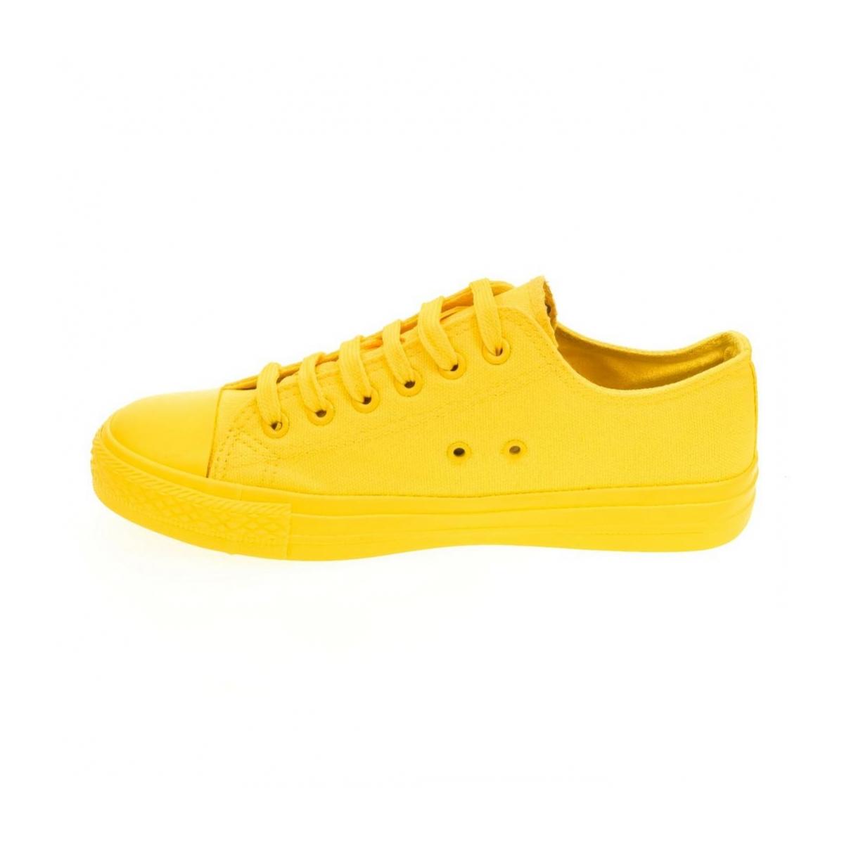 2de3e2d929c7 Dámske žlté tenisky REINA - 5