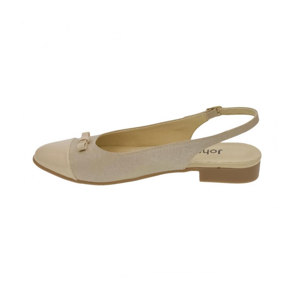 323a822c8667 Dámske béžové sandále EVELINE - 5