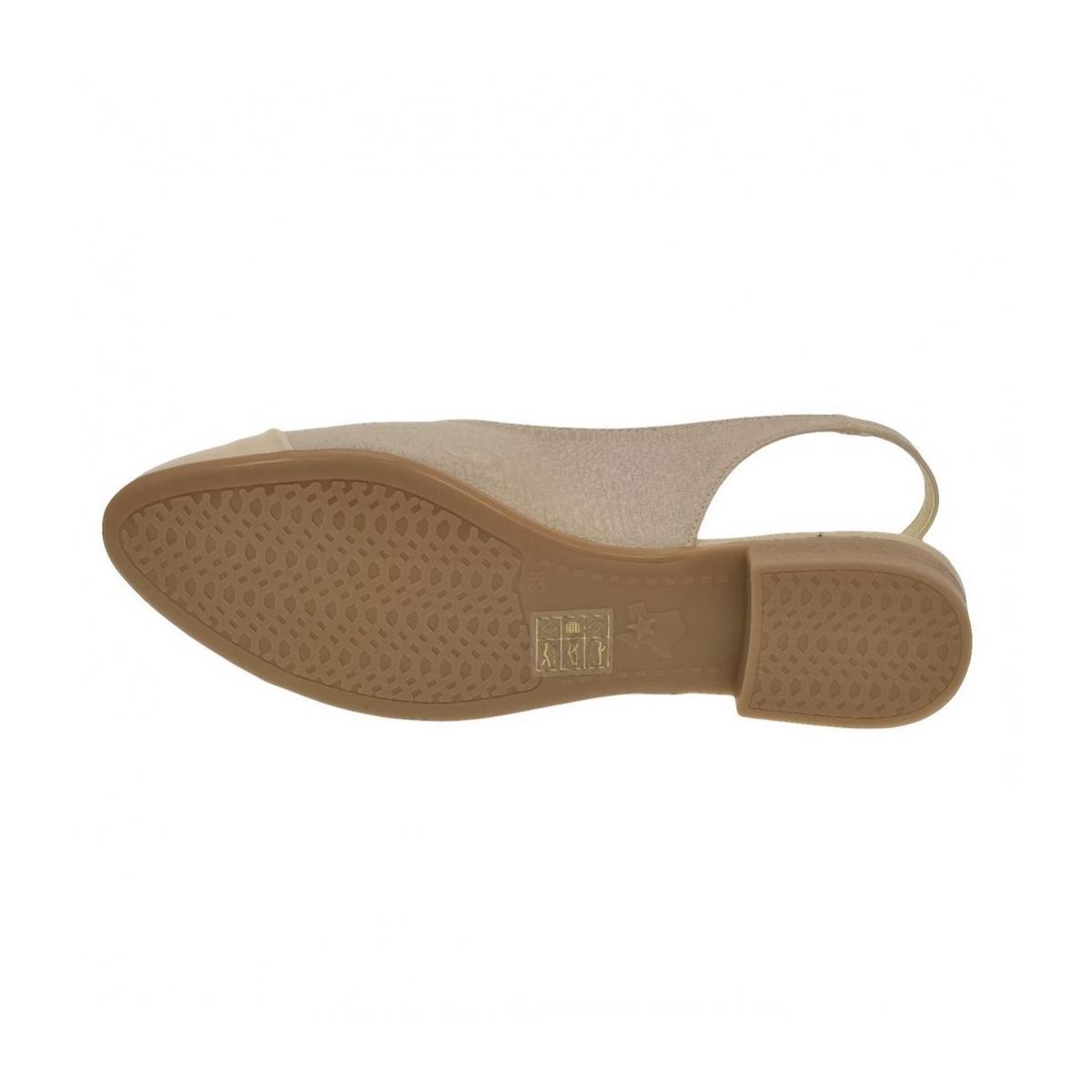 d58726fc2124 Dámske béžové sandále EVELINE - 6