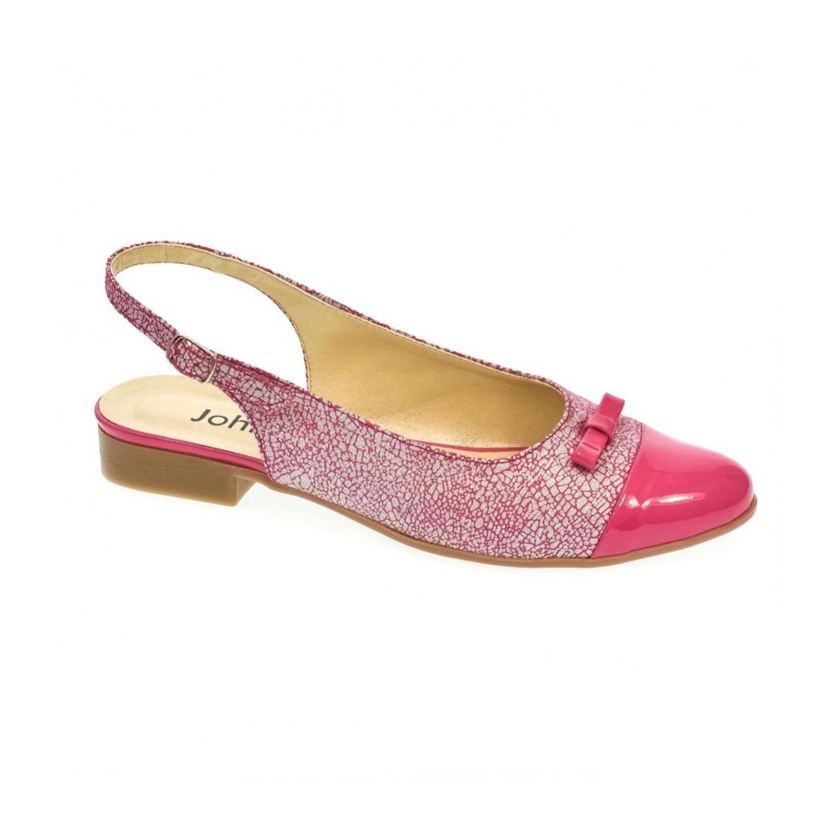 22d4b54f9595b Dámske ružové sandále EVELINE | Johnc.sk