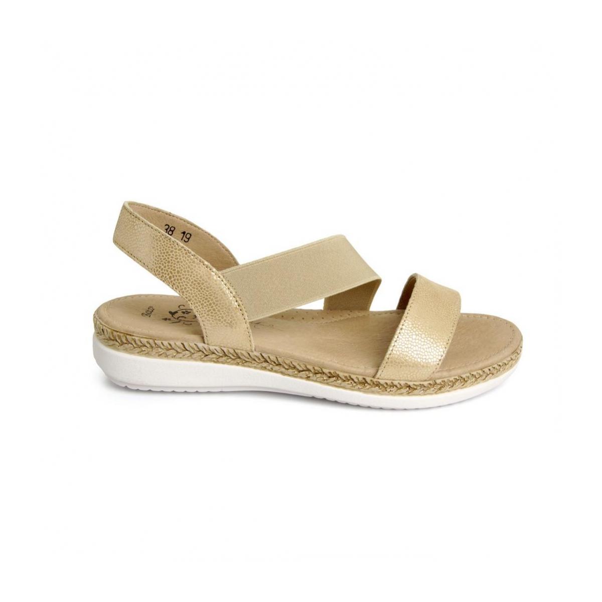 8f998e0ab96e Dámske kožené čierne sandále FRESH 52